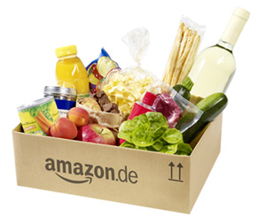 Amazon.de startet Lebensmittel-Onlineshop
