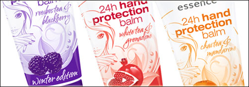 essence: 24h hand protection balm - winter 2010
