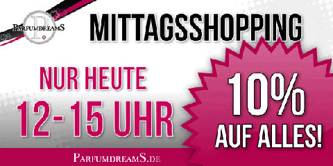 Mittagsshopping