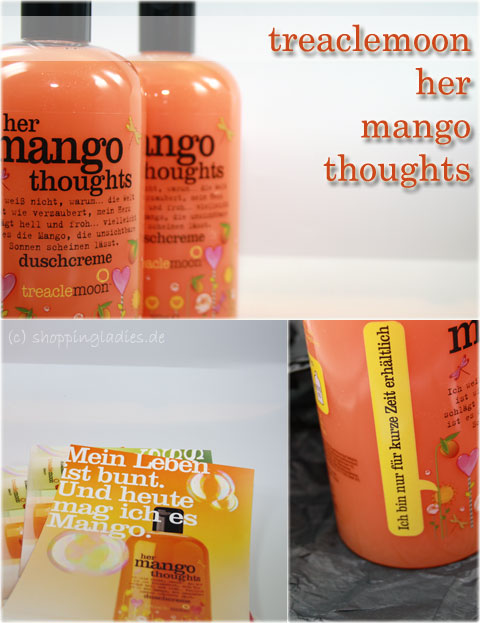 treaclemoon her mango thoughts