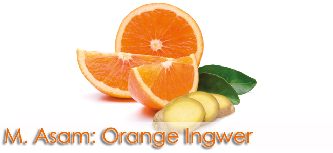 M. Asam Orange Ingwer
