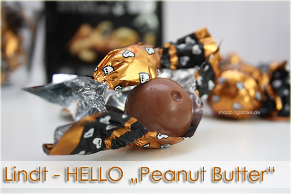 Lindt Hello – My Name is Peanut Butter