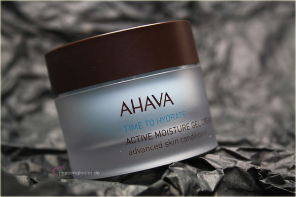 AHAVA – TIME TO HYDRATE Active Moisture Gel Cream