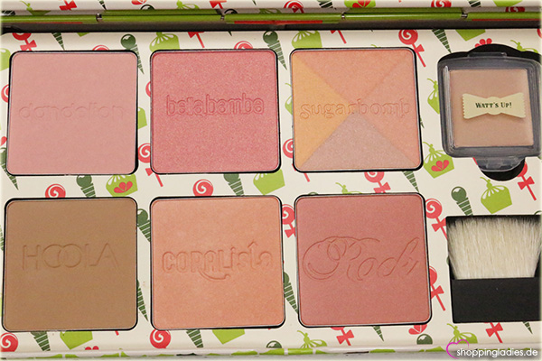 benefit cheek sweet spot blushes
