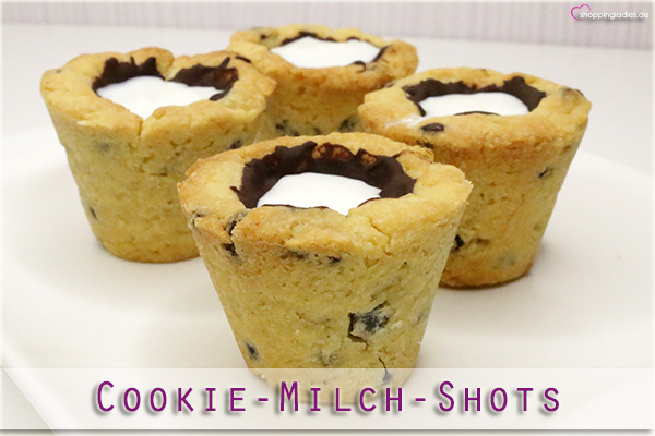 cookie milch shot